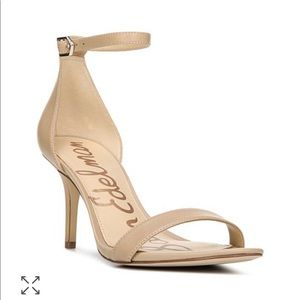 Sam Edelman Patti Open Toe Sandal in Nude Size 6